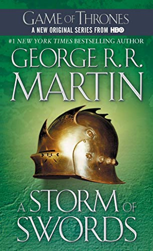 9780553573428: A Game of Thrones : A song of Ice and Fire, Book 3 : A Storm of Swords