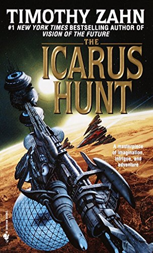 The Icarus Hunt ( Signed by Author ) ( Assumed first editon. Editon not stated no other date)