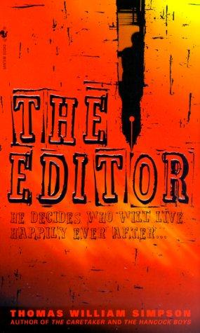 The Editor: Thomas William Simpson