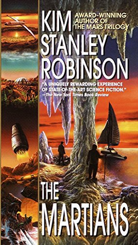 9780553574012: The Martians (Mars Trilogy)