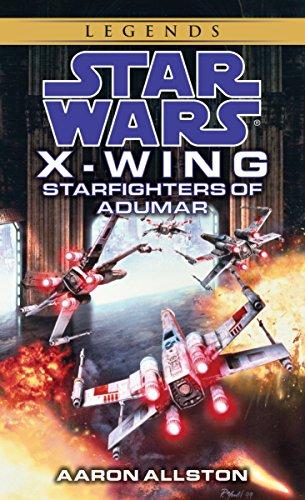9780553574180: Starfighters of Adumar (Star Wars: X-Wing #9)