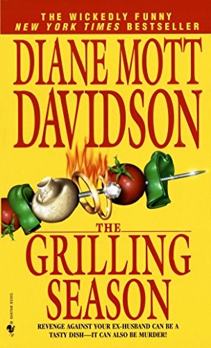 9780553574661: The Grilling Season (Goldy Culinary Mysteries, Book 7)