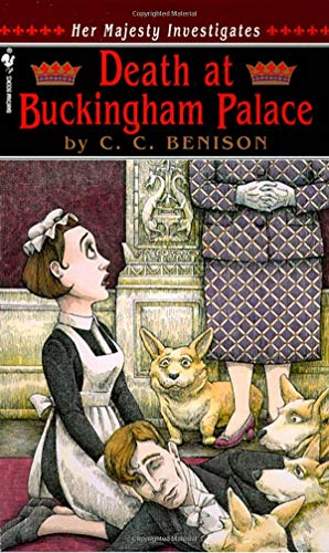9780553574760: Death at Buckingham Palace: Her Majesty Investigates
