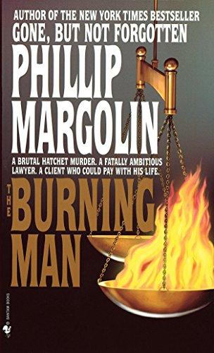 9780553574951: The Burning Man: A Novel