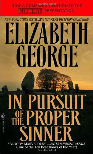 9780553575101: In Pursuit of the Proper Sinner