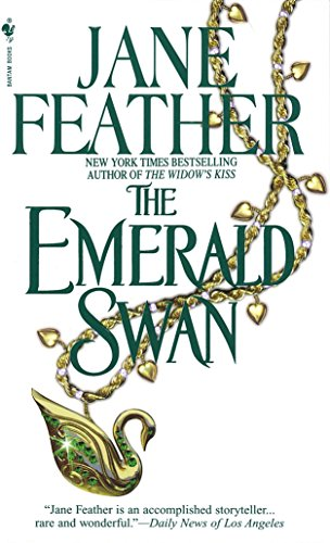 The Emerald Swan 9780553575255 Dear Reader, My new story begins on a terror-filled night when two babies--identical twin girls of noble birth--are separated. One grows