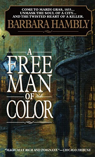 9780553575262: A Free Man of Color (Benjamin January)