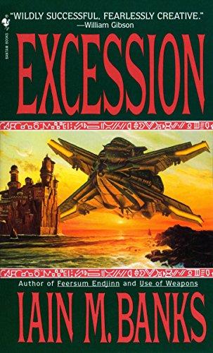 9780553575378: Excession (Bantam Spectra Book)