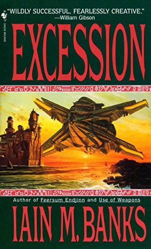 Excession: Iain Banks