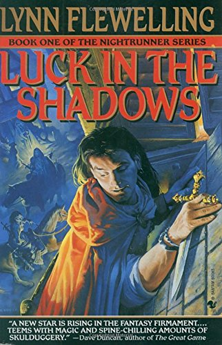 9780553575422: Luck in the Shadows (Nightrunner, Vol. 1)