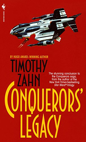 CONQUERORS' LEGACY: Zahn, Timonthy