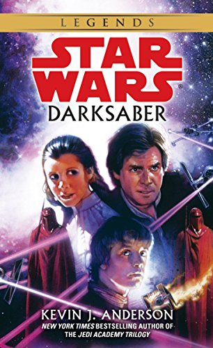 9780553576115: Darksaber (Star Wars)