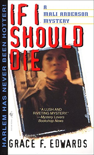 9780553576313: If I Should Die (Mali Anderson Mystery)