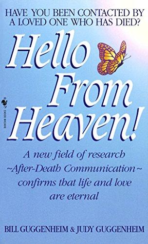 Hello from Heaven: A New Field of: Bill Guggenheim, Judy