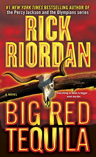 9780553576443: Big Red Tequila (Bantam Book)