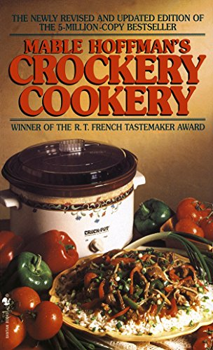 9780553576511: Mable Hoffman's Crockery Cookery