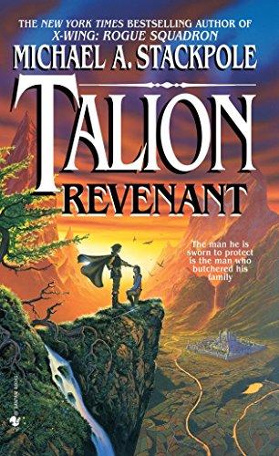 9780553576566: Talion: Revenant