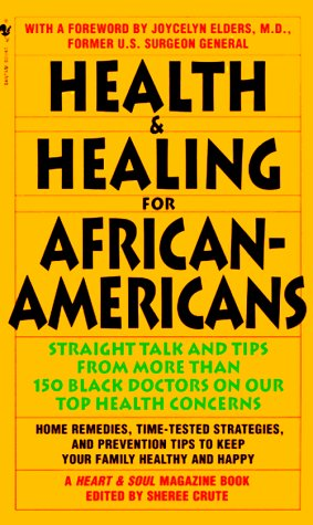 9780553576993: Health and Healing for African-Americans