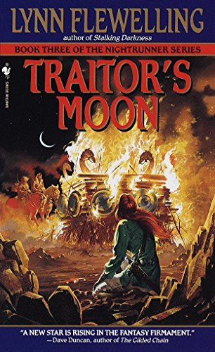 9780553577259: Traitor's Moon (Nightrunner, Vol. 3)