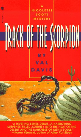 9780553577280: Track of the Scorpion