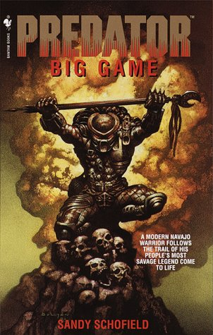 9780553577334: Predator: Big Game