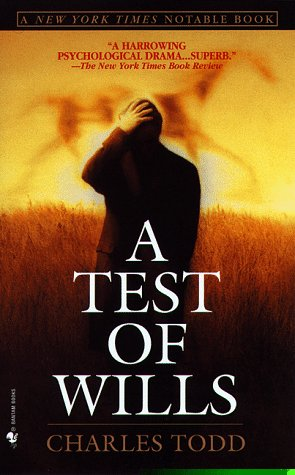 9780553577594: A Test of Wills (Inspector Ian Rutledge Mysteries)