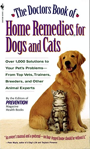 The Doctors Book of Home Remedies for: Prevention Magazine Editors