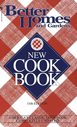 9780553577952: Better Homes and Gardens New Cook Book (Crime Line)