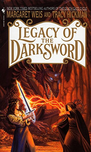 9780553578126: Legacy of the Darksword