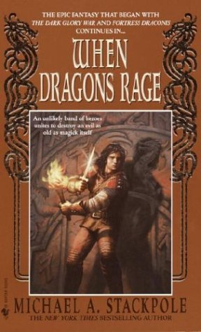 When Dragons Rage (The DragonCrown War Cycle, Book 2)
