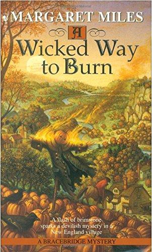 9780553578621: A Wicked Way to Burn (Bracebridge Mystery)