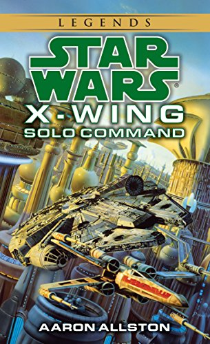 Star Wars - X-wing Book 7 - Solo Command
