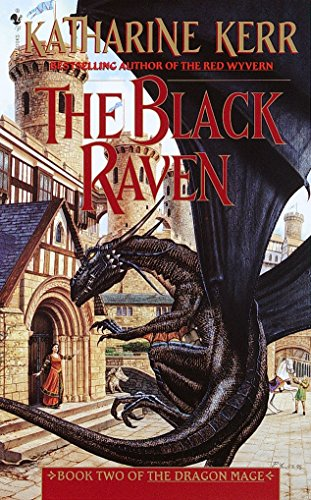 9780553579192: The Black Raven (Dragon Mage, Book 2)