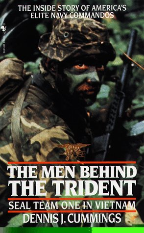 9780553579284: The Men Behind the Trident: Seal Team One In Vietnam