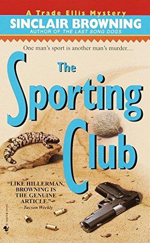 9780553579437: The Sporting Club (Trade Ellis)