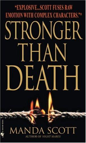 9780553579697: Stronger Than Death (Crime Line)