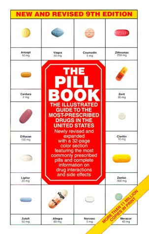 9780553579741: The Pill Book