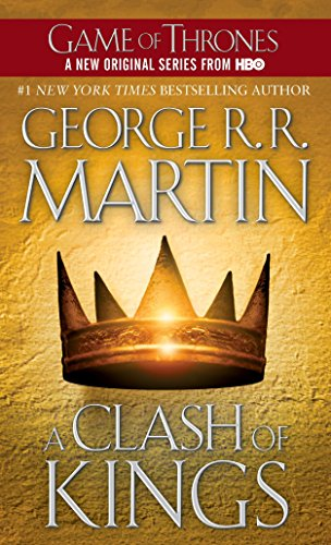 A Clash Of Kings: Book Two, A Song Of Ice And Fire