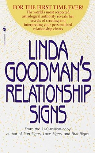 Linda Goodman's Relationship Signs: Goodman, Linda