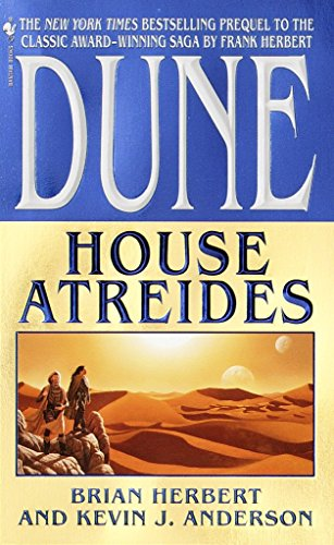 9780553580273: House Atreides (Dune: House Trilogy, Book 1)
