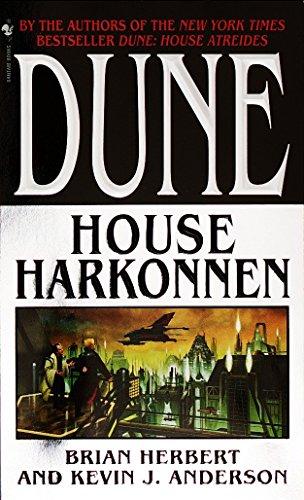House Harkonnen (Dune: House Trilogy, Book 2): Herbert, Brian; Anderson,