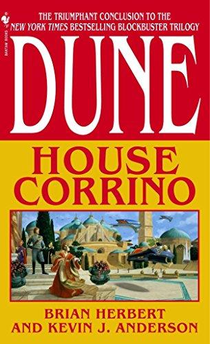 House Corrino (Dune: House Trilogy, Book 3): Herbert, Brian; Anderson,
