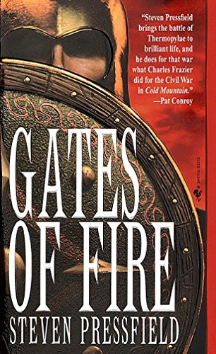 9780553580532: Gates of Fire: An Epic Novel of the Battle of Thermopylae