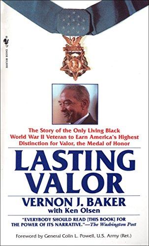 Lasting Valor: Vernon J. Baker,