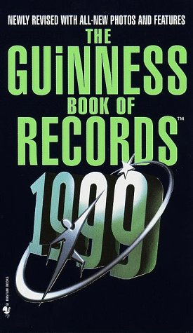 The Guinness Book of World Records 1999 (Guinness World Records)