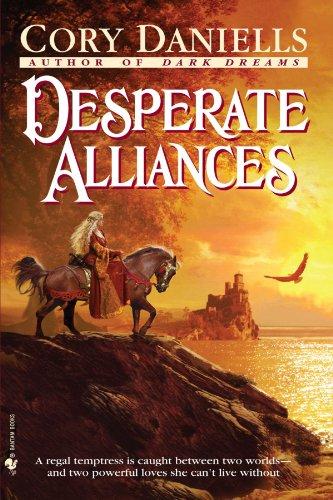 9780553581034: Desperate Alliances (The Last T'En Trilogy, Book 3)