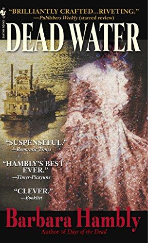 9780553581560: Dead Water (Benjamin January, Book 8)