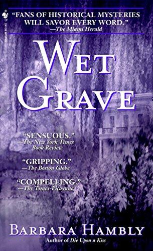 9780553581591: Wet Grave (Benjamin January, Book 6)