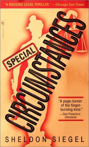 9780553581928: Special Circumstances (Mike Daley, Book 1)