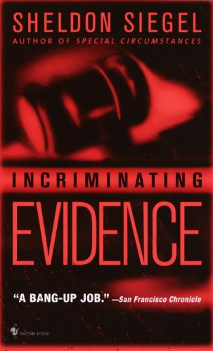 9780553581935: Incriminating Evidence (Mike Daley, Book 2)